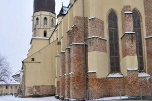 St Nicolas Basilica, Trnava