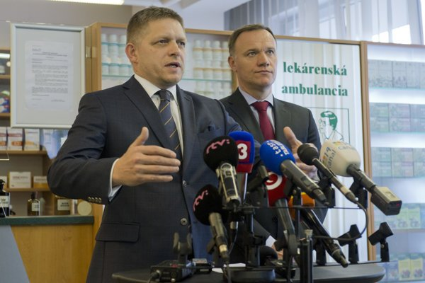 PM Robert Fico usually backs Health Minister Viliam Čislák.