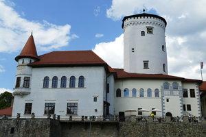 Budatín Castle, Žilina
