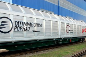 Poprad-based Tatravagónka is one of the companies with a branch in Germany.