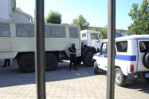 Aslan Yandiyev is already in Russian prison, illustrative stock photo.