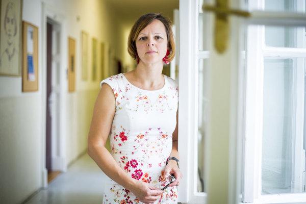 Michaela Mošaťová