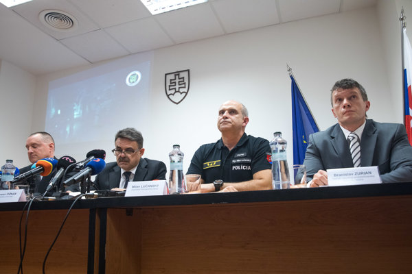 The representatives of the General Prosecutor's Office and the police inform on the latest revelations in the Ján Kuciak murder case.