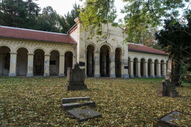 The sepulchre of the Jeszenáks