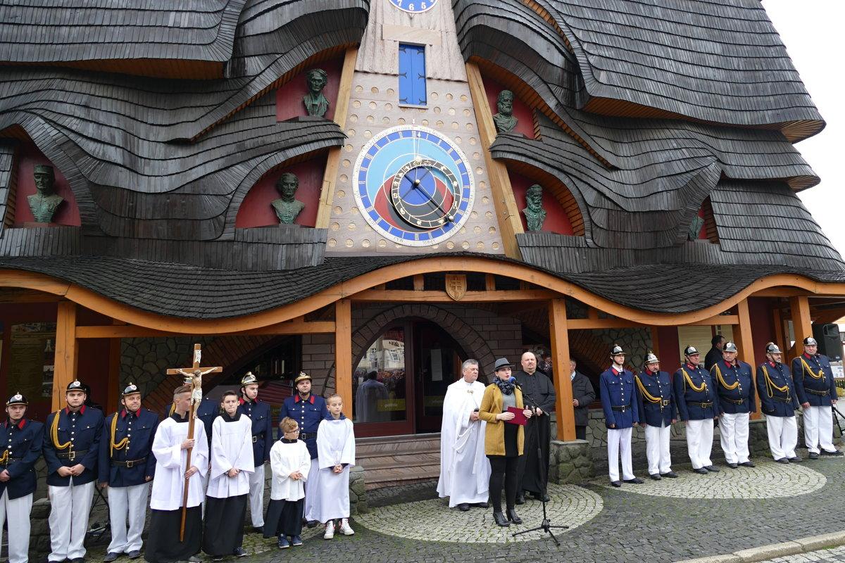 Patron saint of slovakia