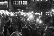 November 16, 2018 protest in Bratislava
