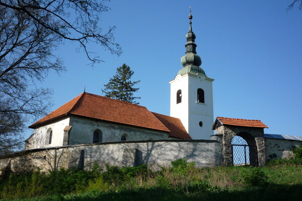Evangleical Church in Rimavská Baňa