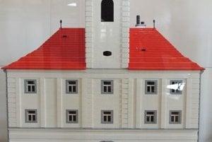 Nová Baňa town-hall