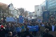 Fridays for the Future in Bratislava