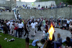 Few cultural events took place at Water Tower.
