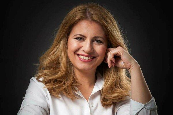 President-elect Zuzana Čaputová.