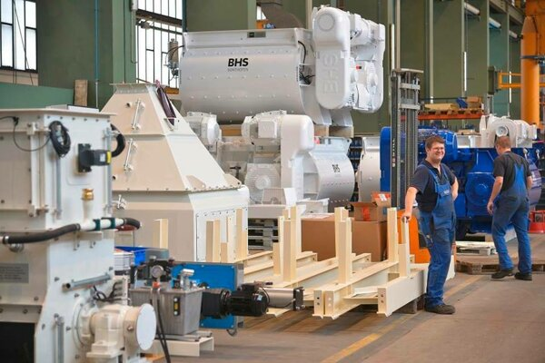 The German company BHS-Sonthofen will build a manufacturing hall in the Prešov industrial park.