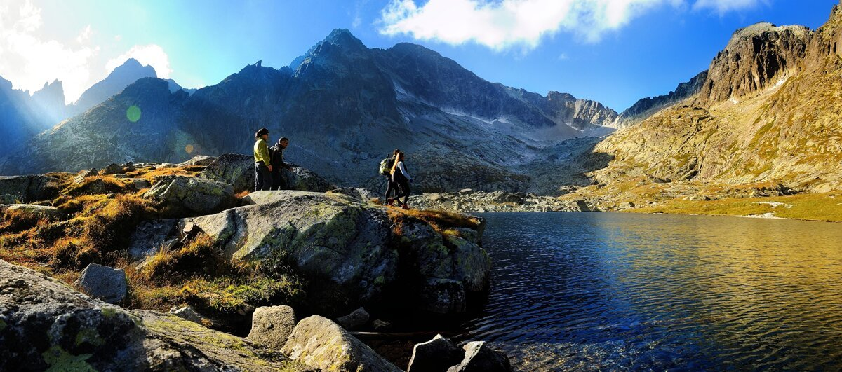 ec9e34400 Even Lonely Planet recommends a summer in Slovakia's High Tatras ...