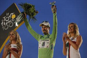 Peter Sagan at 2013 Tour de France