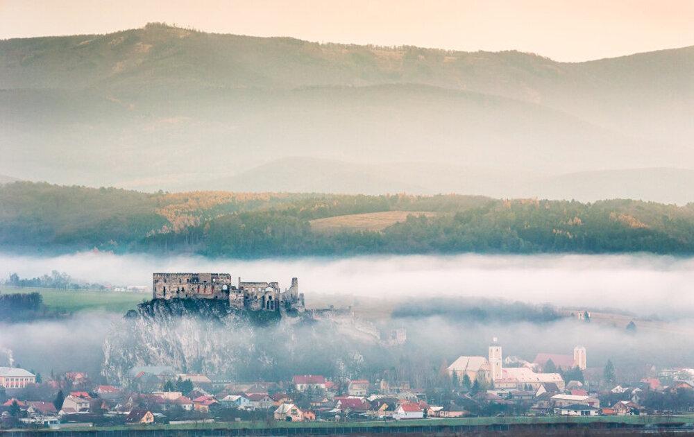 Beckov Castle.