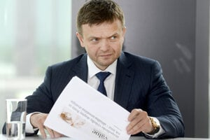 Oligarch Jaroslav Haščák owns the Penta financial group.