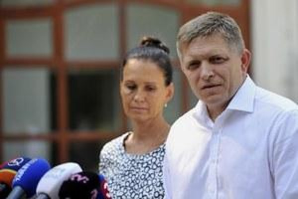 PM Fico and his wife filed a criminal complaint.