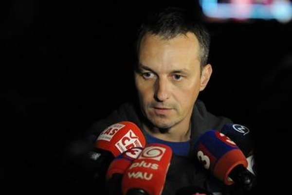 Interior Ministry spokesperson Ivan Netík