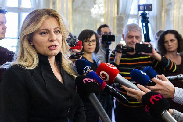 President Zuzana Čaputová vetoed an amendment on the 50-day moratorium on polls on November 6, 2019