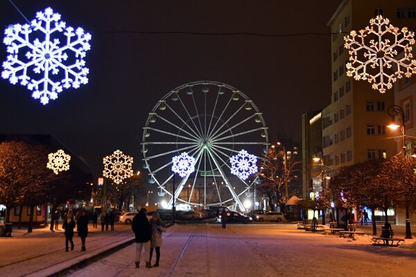 Košice Eye