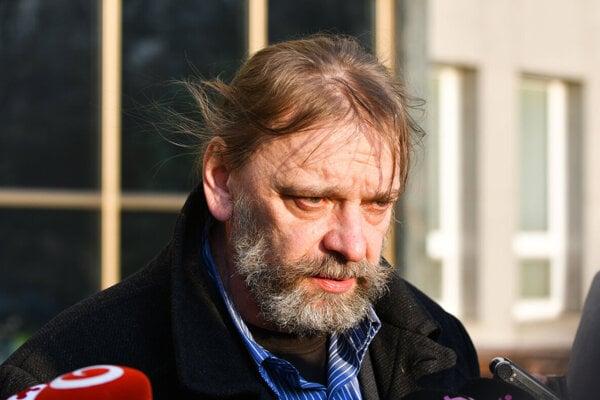 Stanislav Skala, member of UNAS