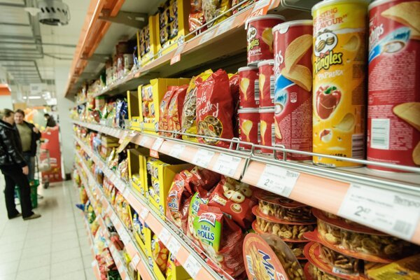 A total of 300,000 inhabitants in Slovakia do not have direct access to grocery stores.