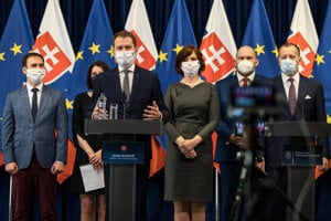 Igor Matovič announces the charity fund for ministers and MPs.
