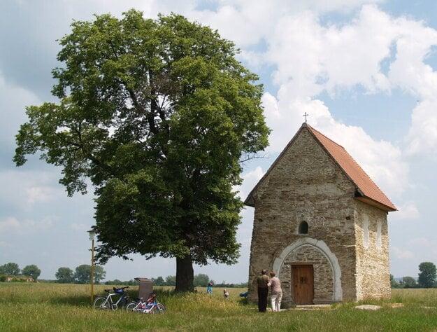Church of St Margaret of Antioch in Kopčany
