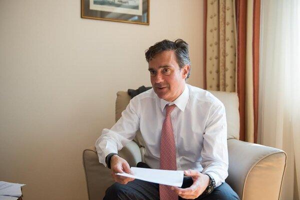 Ambassador Roberto Martini
