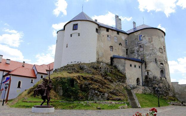 Slovenská Ľupča Castle