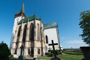 Spišský Štvrtok: Zápolyas' Chapel