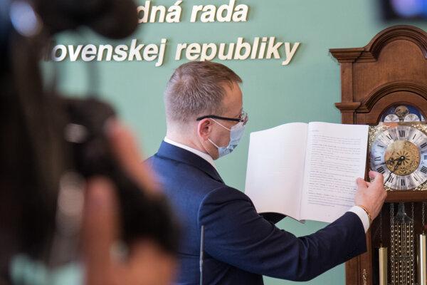Boris Kollár and his thesis