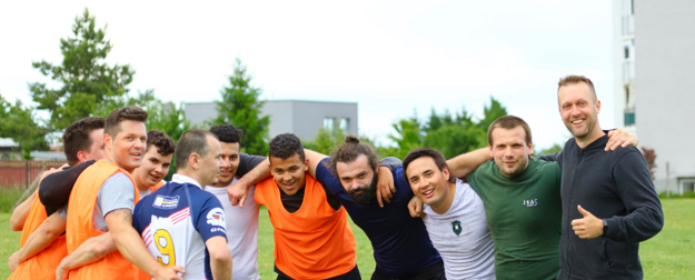 Rugby Klub Bratislava.