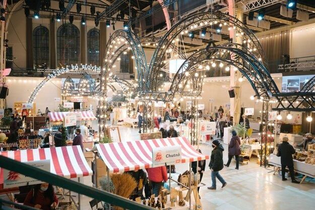 Christmas Market Hall