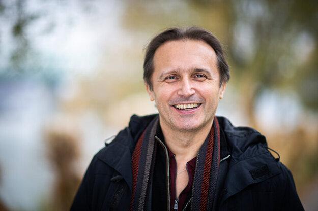 Mário Radačovský would like to become the new general director of the Slovak National Theatre.