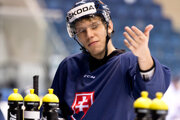 Ján Sýkora is an easy-going ice-hockey player who has got a great sense of humour.