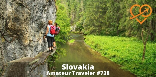 A few weeks ago, The Slovak Spectator joined the Amateur Traveler podcast, hosted by Chris Christensen, for one episode to tell the world more about Bratislava and other nice places that are worth visiting in Slovakia. Click on the picture to listen.