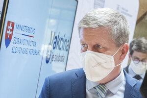 Health Minister Vladimír Lengvarský