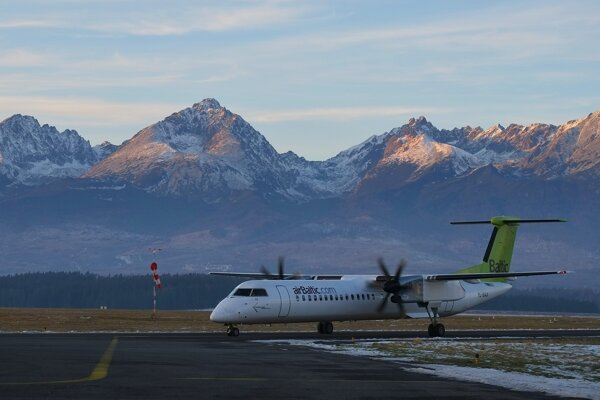 Regular flights from Bratislava to Poprad and back may be launched soon.
