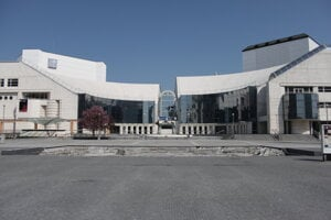 Slovak National Theatre (new building)