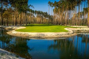 Golf resort near Malacky