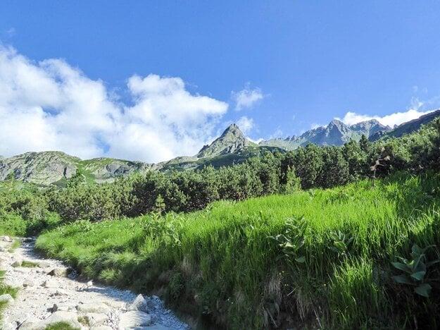 Mount Rysy hike