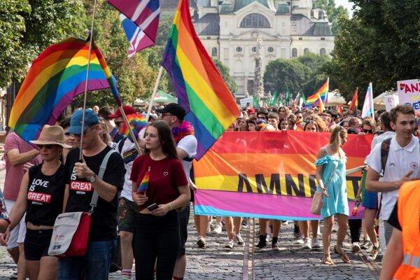 The week-long Pride festival in Košice will kick off on August 21.