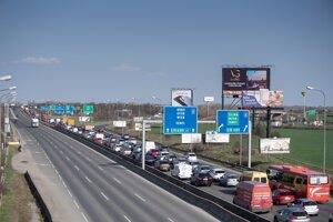 The new smart system should reduce traffic on Bratislava's inner-city highways.