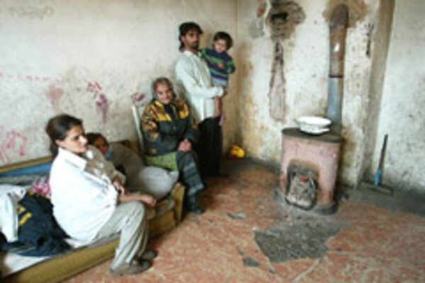 Roma living standards are the focus of some World Bank activities in Slovakia.