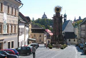 Banská Štiavnica has a rich mining history.
