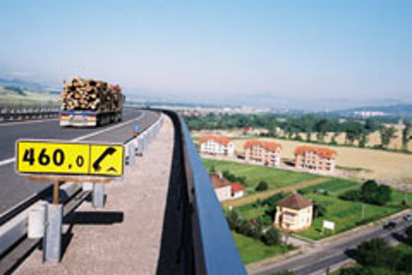 The tender is to instal a highway toll system across Slovakia.