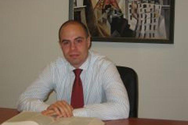 Boris Šváby partner with B&S Legal s.r.o