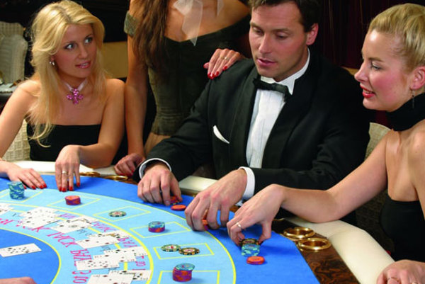 Casinos should be sophisticated entertainment, Karu said.