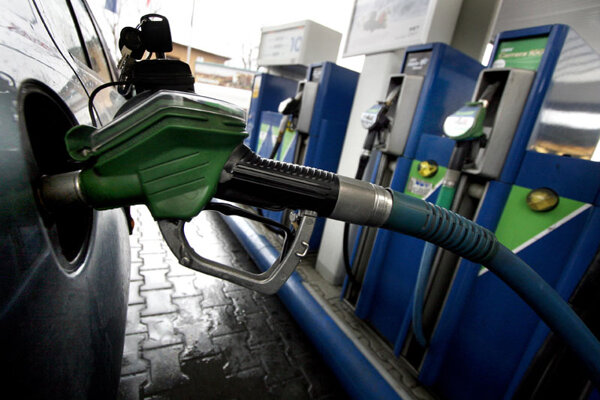 Decreasing motor fuel prices have helped to slow inflation.